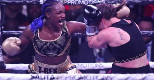 Quyền vương Claressa Shields trở thành nhà vô địch thế giới ba hạng cân nhanh nhất