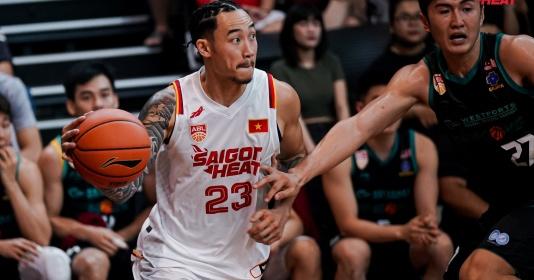 Saigon Heat vs San Miguel Alab Pilipinas (23/2) - Niềm tin trở lại