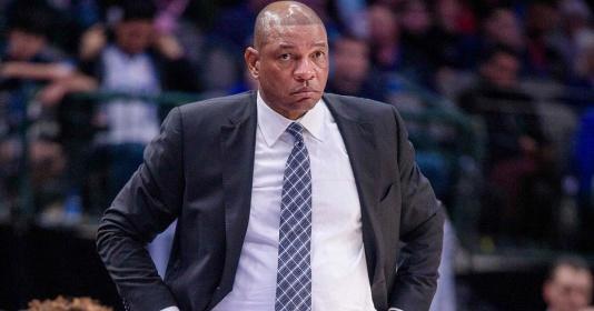 Chính thức! HLV Doc Rivers chia tay Los Angeles Clippers