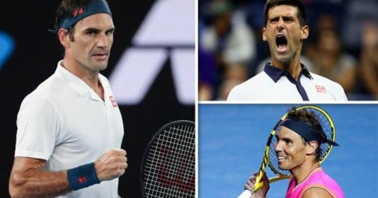Roger Federer, Nadal, Djokovic có thể đút túi bao nhiêu ở Indian Wells