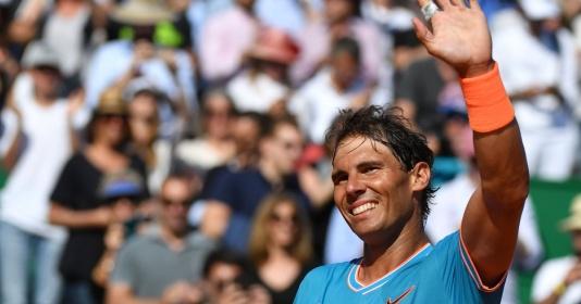Hủy diệt đồng hương, Nadal thẳng tiến vào vòng 3 Monte Carlo