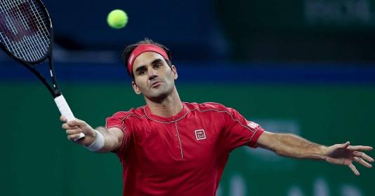 Shanghai Masters: Federer vào vòng 3, Andy Murray dừng bước