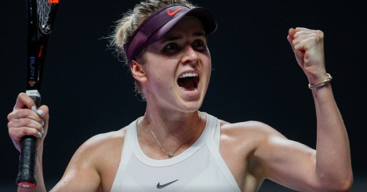 WTA Finals: Halep chờ đại chiến với Pliskova ở lượt cuối
