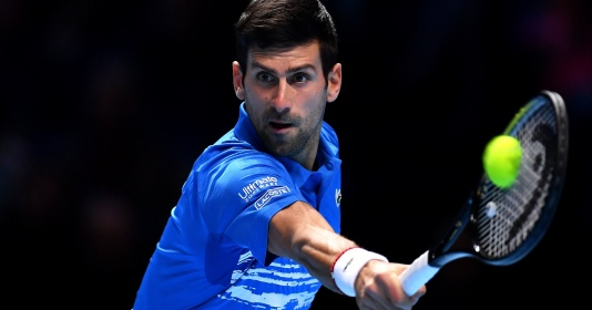 Hủy diệt Berrettini, Novak Djokovic ra quân ấn tượng ở ATP Finals