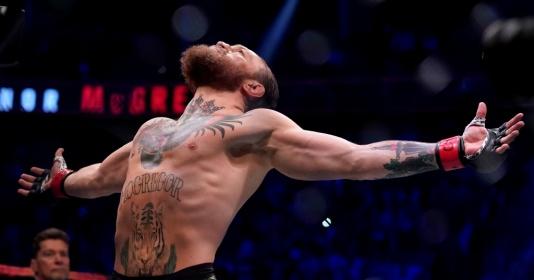 Conor McGregor khiến đối thủ bất ngờ trong trận thắng knock-out