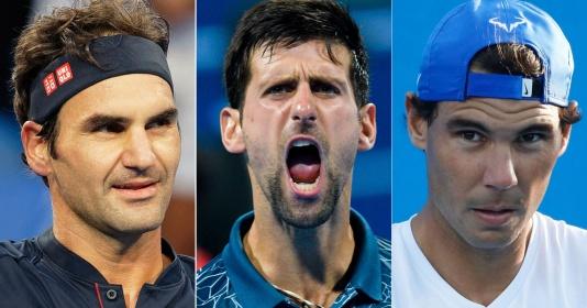 Federer, Nadal và Djokovic thực hiện bao nhiêu bài Test Doping 2019
