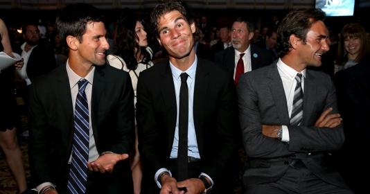 Djokovic xác nhận chung nhóm chat với Federer và Nadal