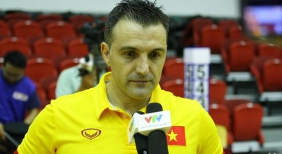 Người hùng Bruno Garcia đột ngột từ chức HLV ĐT futsal Việt Nam