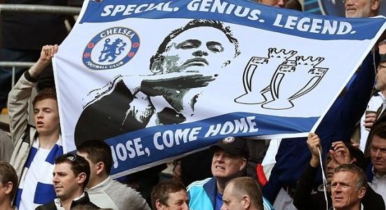 Conte và sứ mệnh xua tan ám ảnh Mourinho