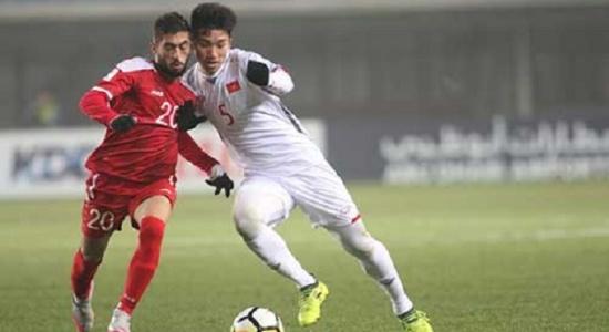 Hòa quả cảm trước U23 Syria, Việt Nam làm nên điều kì tích