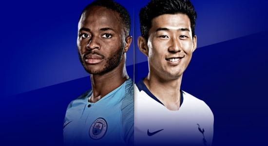TRỰC TIẾP Man City vs Tottenham: Pep dùng 2 'măng non' (Đội hình ra sân)