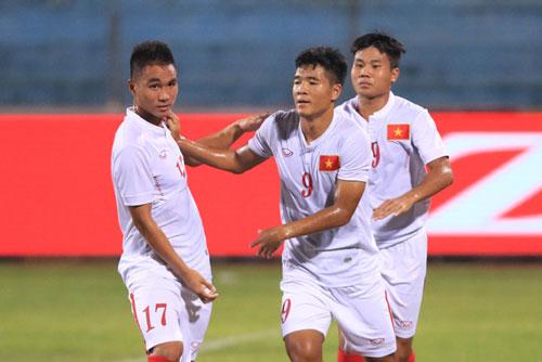 Ngôi sao U19 Việt Nam sẽ khoác áo SHB Đà Nẵng V-League 2017