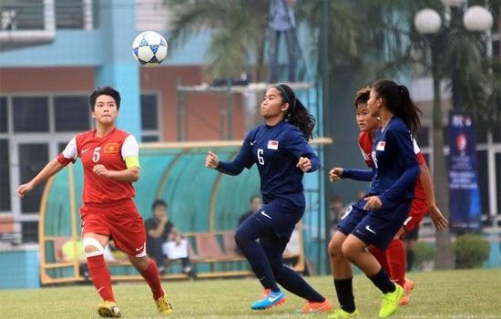 U19 nữ Việt Nam tìm vé dự World Cup U20 từ vòng loại