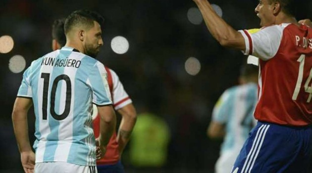 Đội hình chính thức của Argentina trong trận siêu kinh điển với Brazil