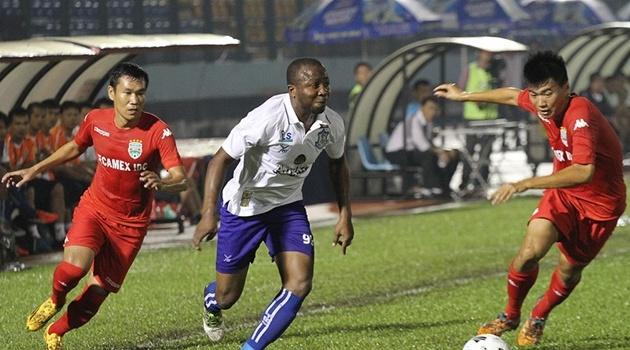 BTV Cup 2016: Chủ nhà Bình Dương thua đau trước đại diện bóng đá Campuchia