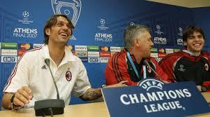 Góc chiến thuật: Lối chơi AC Milan 2007 đã giúp Ancelotti đánh bại Atletico