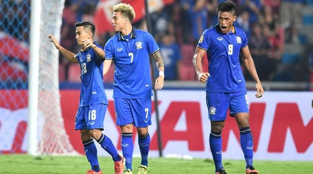 Thái Lan 4-0 Myanmar (Bán kết lượt về AFF Cup 2016)