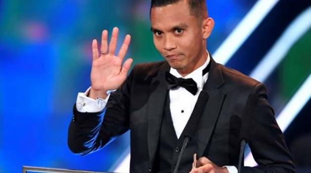 Cầu thủ Malaysia xuất sắc giành giải thưởng Puskas