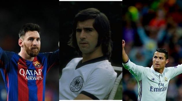 6 chân sút khủng nhất lịch sử bóng đá châu Âu: Ronaldo, Messi chưa phải là nhất