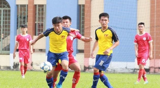 Kết thúc lượt đi vòng loại U19 Quốc Gia 2017: PVF độc tôn ở bảng C, SHB Đà Nẵng trỗi dậy mạnh mẽ