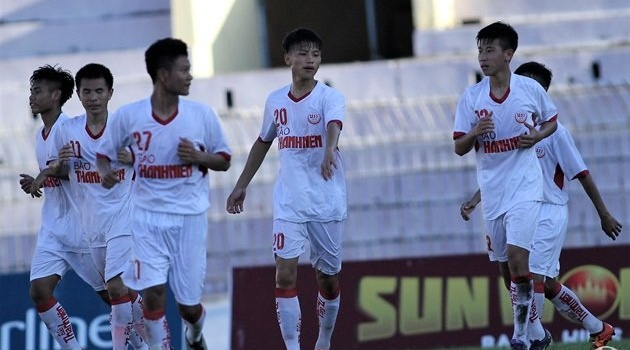 Hậu duệ Thể Công toàn thắng giành vé vào bán kết U19 Quốc gia