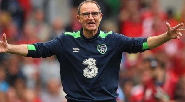 HLV O'Neill tố trọng tài cướp 3 điểm của CH Ireland