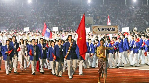 Bộ trưởng yêu cầu tái cơ cấu lãnh đạo đoàn Việt Nam dự SEA Games 2017
