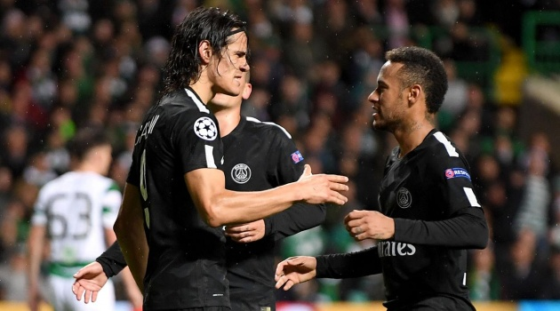 Chiều ý Neymar, PSG tính đường bán Cavani cho Milan