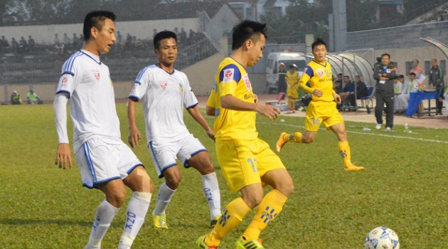 17h00 ngày 27/09, SLNA vs Quảng Nam: Lời khẳng định cho tham vọng