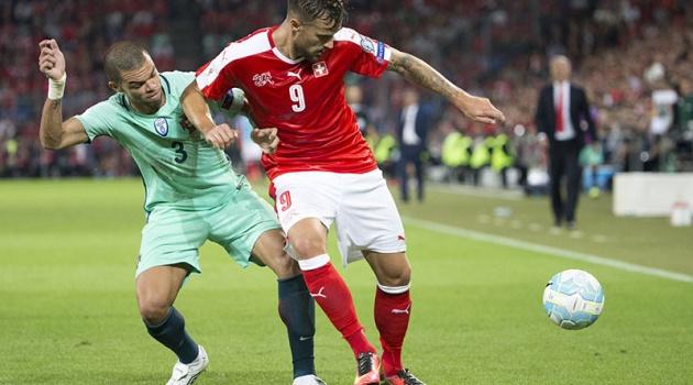 01h45 ngày 11/10, Bồ Đào Nha vs Thuỵ Sĩ: Siêu kinh điển bảng B