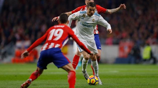 Cristiano Ronaldo thể hiện ra sao trước Atletico Madrid?