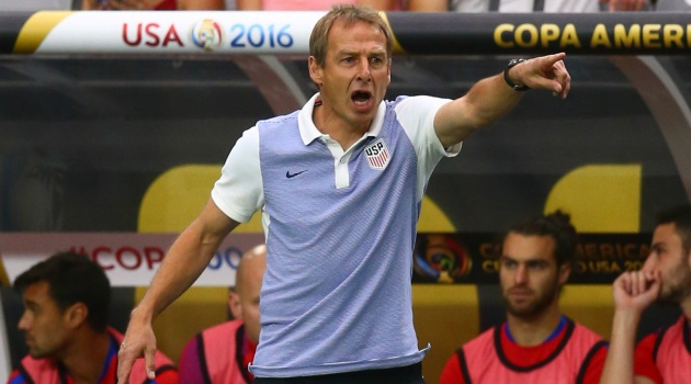Jurgen Klinsmann trước cơ hội trở thành HLV 'may nhất năm'