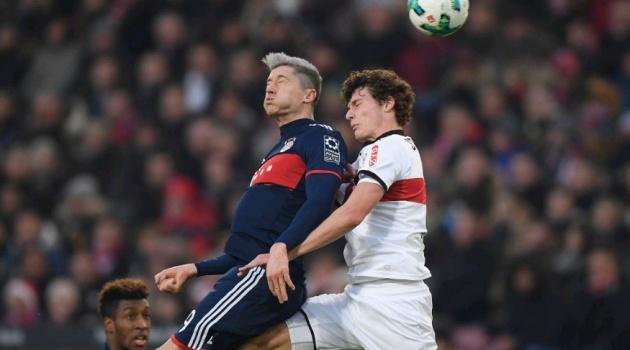 Thủ môn hoá người nhện, Bayern suýt bị Stuttgart níu chân