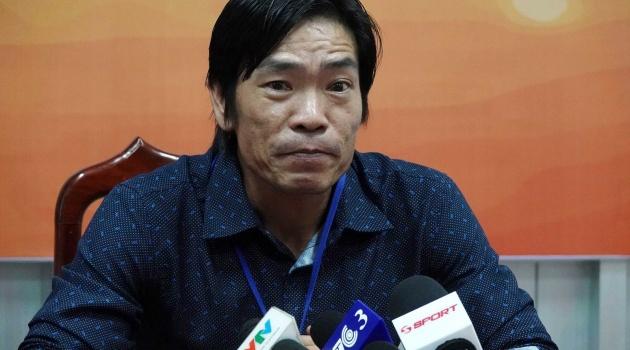 """HLV U21 Việt Nam quyết tâm khiến U21 Yokohama """"cúi đầu"""" rời Cần Thơ"""