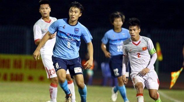 TRỰC TIẾP U21 Việt Nam 0-2 U21 Yokohama: Thua đẳng cấp (KT)