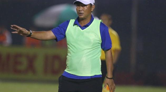 HLV Trần Minh Chiến và trang sử mới cho bóng đá Bình Dương