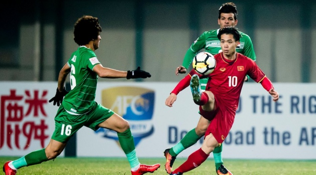 Đến Google cũng không tin U23 Iraq gục ngã trước U23 Việt Nam