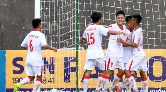 """""""Sao"""" trẻ U19 Việt Nam ghi bàn, đàn em Công Phượng khởi đầu suôn sẻ ở VCK U19 Quốc gia"""