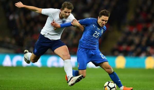 Chấm điểm Italia sau trận Anh: Người hùng từ ghế dự bị
