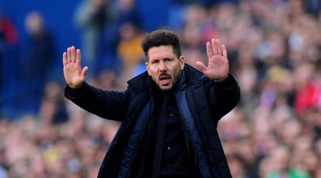 Thắng chật vật, Diego Simeone đề cao Sporting