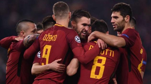 01h45 ngày 19/4, Roma vs Genoa: Bầy Sói vượt lên