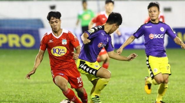 """Cúp Quốc gia 2018: """"Show diễn"""" của sao U23 Việt Nam"""