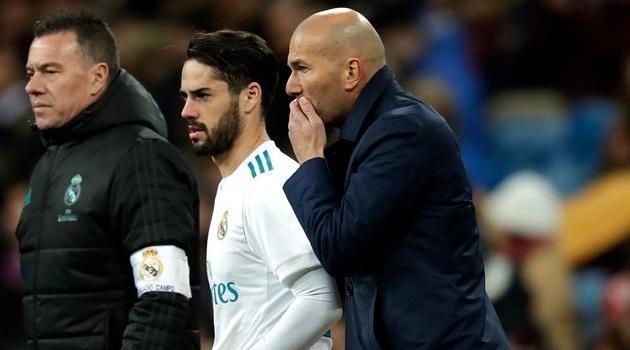 Isco, quân bài tẩy trong tay Zidane!