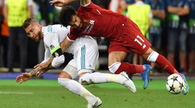 Người Ai Cập gọi Sergio Ramos là... động vật