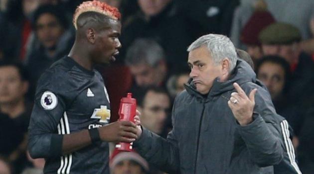 Pogba: Mourinho có vấn đề với tôi