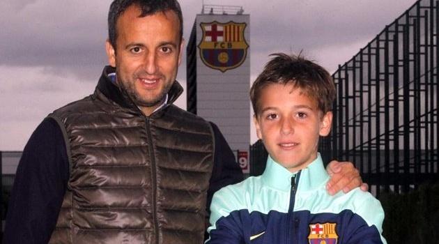 Man Utd lên kế hoạch cuỗm sao trẻ Barcelona
