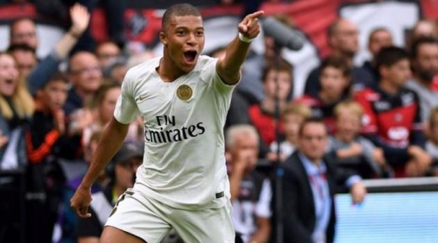Ligue 1 sau 2 vòng đấu: PSG tiếp tục tiến bước, kẻ thách thức lũ lượt rụng rơi