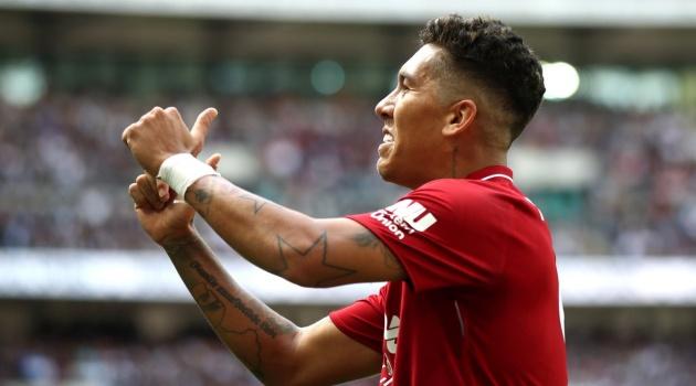 Roberto Firmino - Bùa may của Liverpool tại Champions League