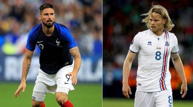 02h00 ngày 12/10, Pháp vs Iceland: Ung dung chờ đại chiến