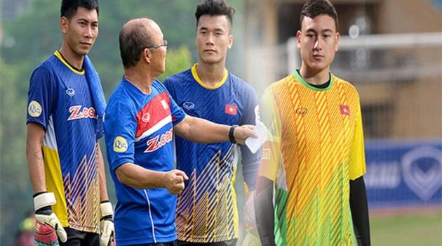 Điểm tin bóng đá Việt Nam tối 18/10: Tuấn Mạnh sẵn sàng cạnh tranh với Văn Lâm, Tiến Dũng tại AFF Cup 2018